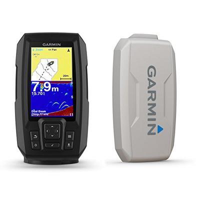 Garmin Striker Plus 4 with Dual-Beam transducer, 010-01870-00