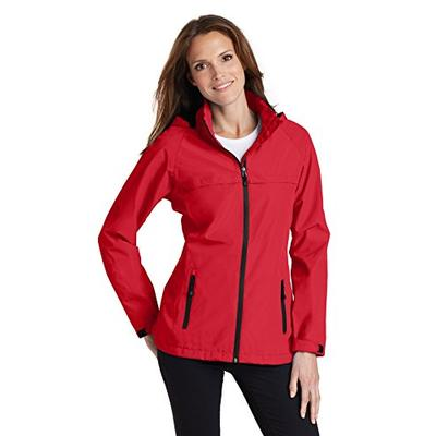Port Authority Ladies Torrent Waterproof Jacket. L333 Engine Red