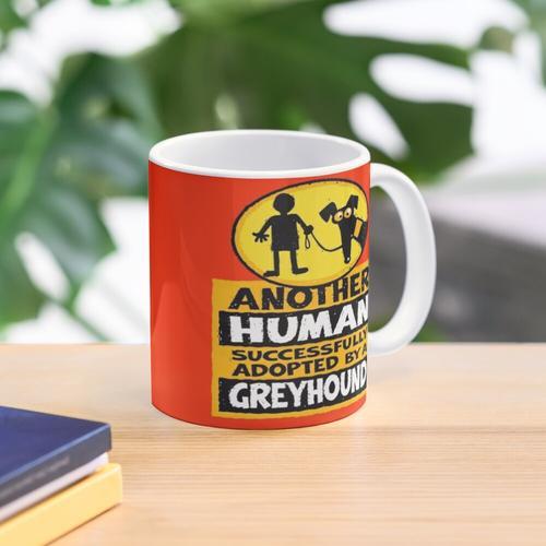 Eine andere menschliche Tasse Tasse
