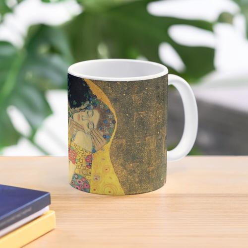 Der Kuss - Gustav Klimt Tasse