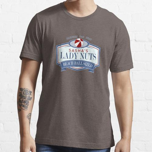 Saschas Lady Nuts Essential T-Shirt