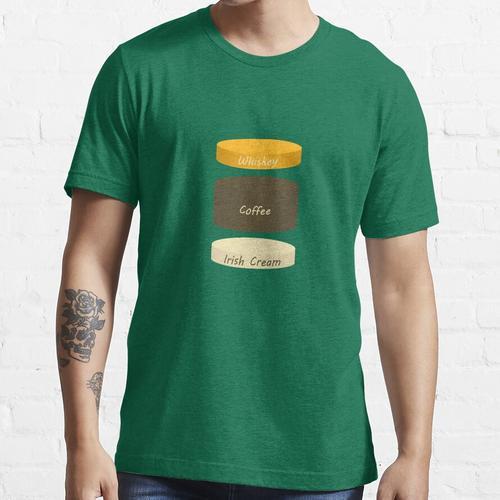 Der perfekte Kaffee Essential T-Shirt