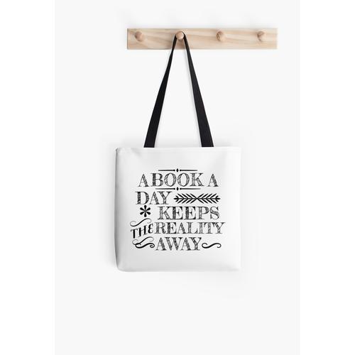 Ein Buch pro Tag ... Tasche