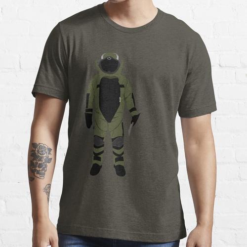 Militärbombenanzug Essential T-Shirt
