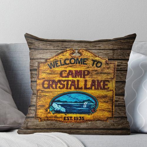 Camp Kristallsee Kissen