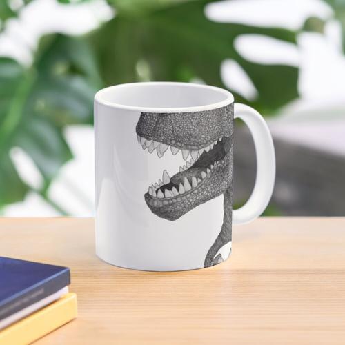 Dino-Liebe Tasse