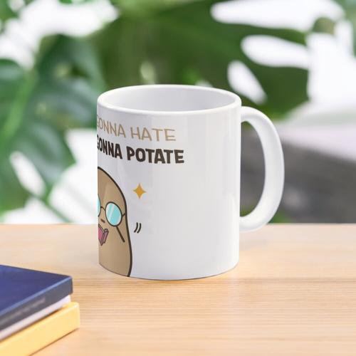 Kartoffeln werden Kartoffeln Tasse