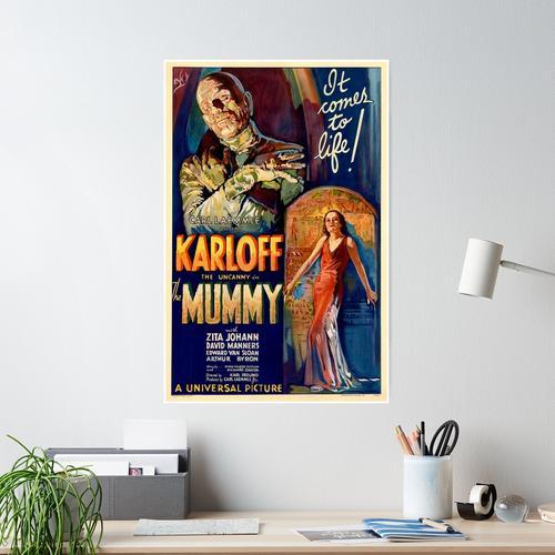 Die Mumie Poster
