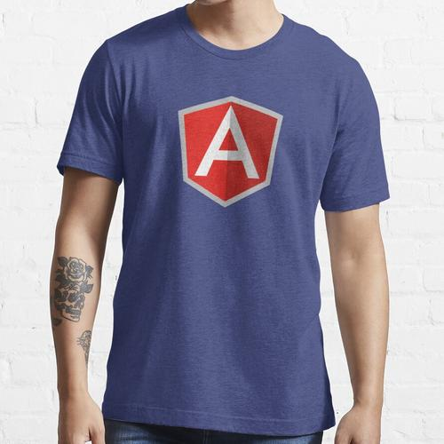 AngularJS AngularJS javascript Essential T-Shirt