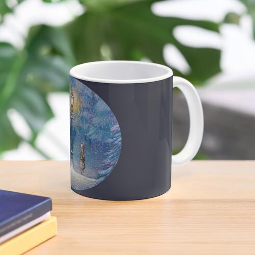 Narnia magische Laterne Tasse