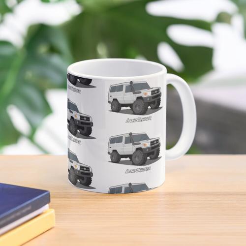 Toyota Truppentransporter Tasse