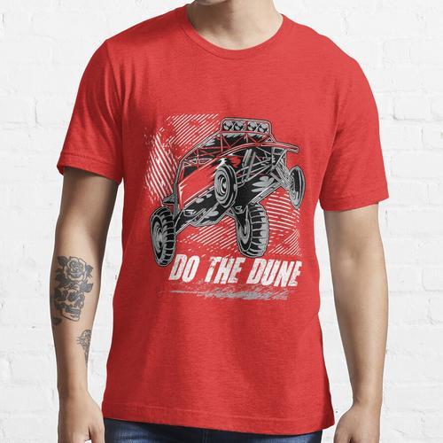 Düne Buggy tun die Düne PYC Essential T-Shirt