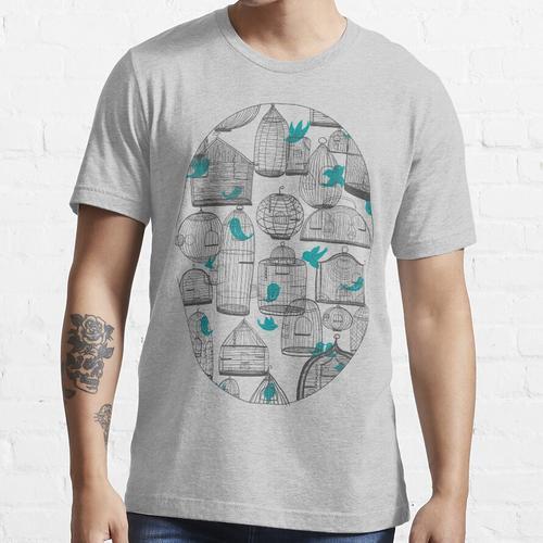 ZWITSCHERN! ZWITSCHERN! (Licht) Essential T-Shirt