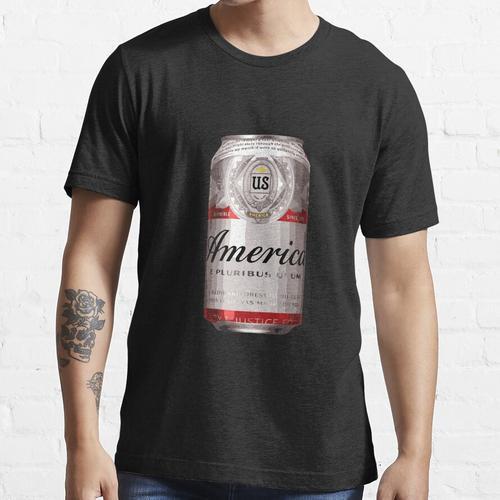 Amerika - Bier Essential T-Shirt