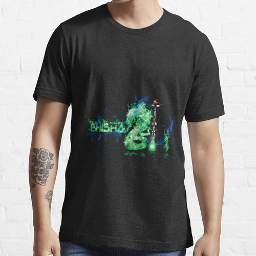 Drachen Shisha - Rauch Essential T-Shirt