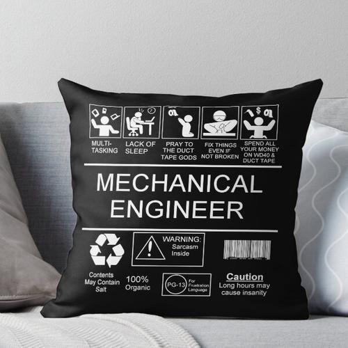 Maschinenbau Kissen