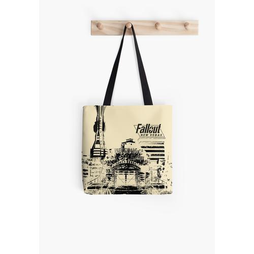 Fallout-T-Shirt Tasche