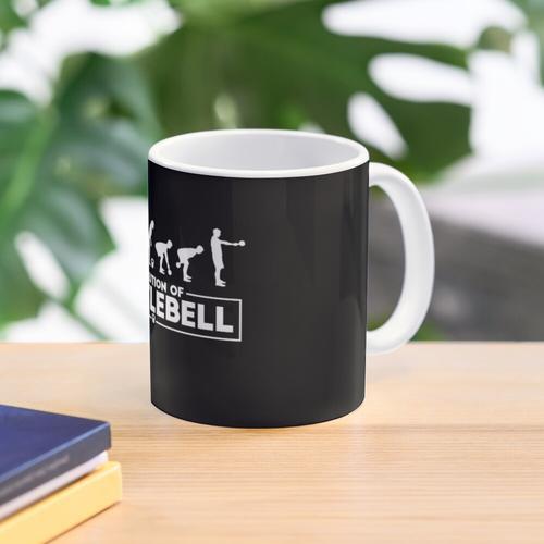 Kettlebell Tasse