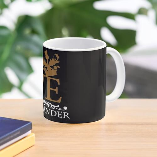 Outlander Merch Tasse