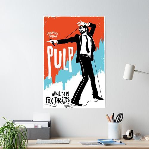 Zellstoff Poster