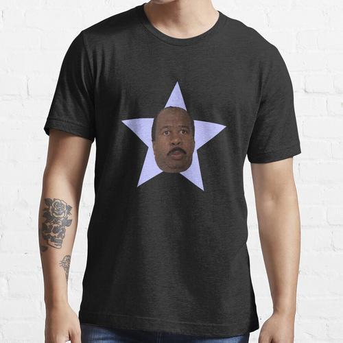 Das Büro Stanley Hudson Sternbecher-Gastgeschenk Essential T-Shirt