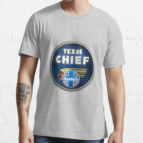 Texas Chief-Trommelfell Essential T-Shirt