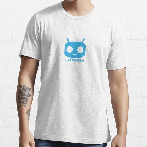 CyanogenMod Head Essential T-Shirt