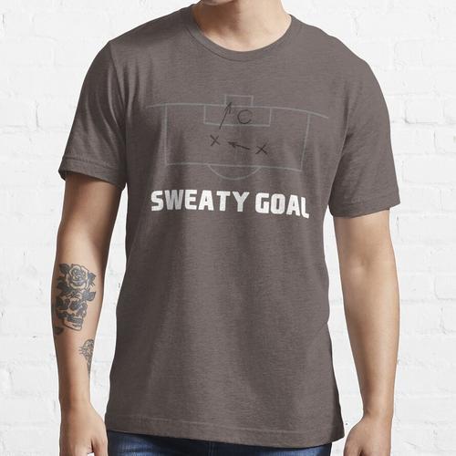 Verschwitztes Ziel Essential T-Shirt