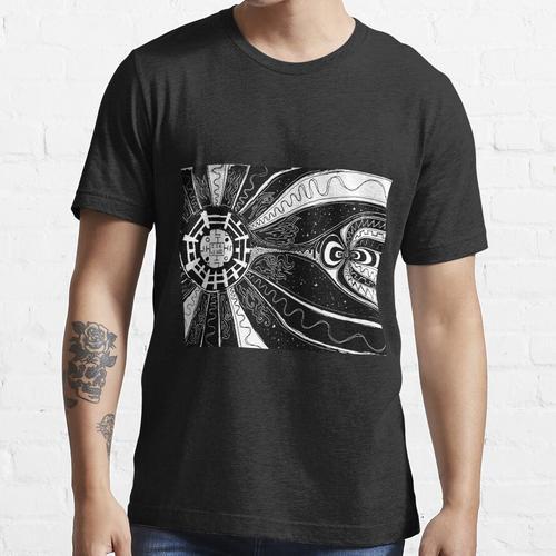 Magnetfelder Essential T-Shirt