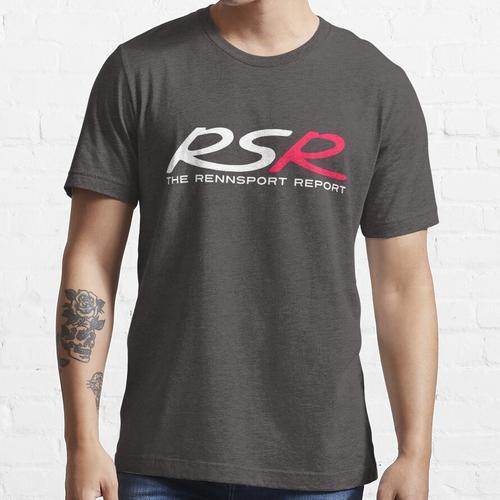 RSR - The Rennsport Report Essential T-Shirt