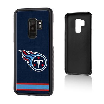 Tennessee Titans Galaxy Stripe Design Bump Case