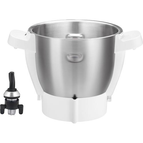 Krups Küchenmaschinenschüssel »XF553D Prep&Cook: nur passend für Küchenmaschine HP5031 ab Baujahr 1.1.2018)«