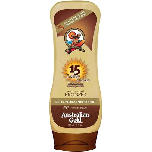 Australian Gold Lotion Bronzer SPF15 237 ml Sonnencreme