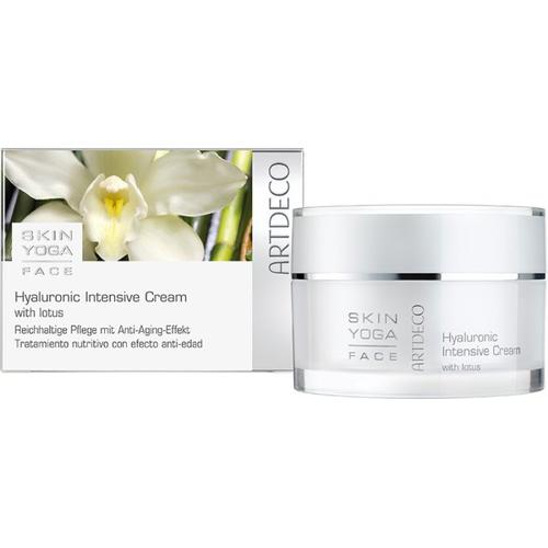 Artdeco Skin Yoga Face Hyaluronic Intensive Cream 50 ml Gesichtscreme