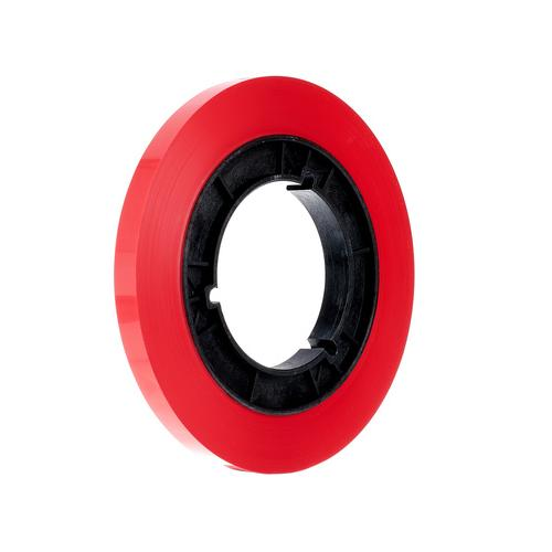 RTM Leader Tape Red 1/2