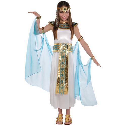 JAKO-O Kostüm Cleopatra, weiß, Gr. 104/116