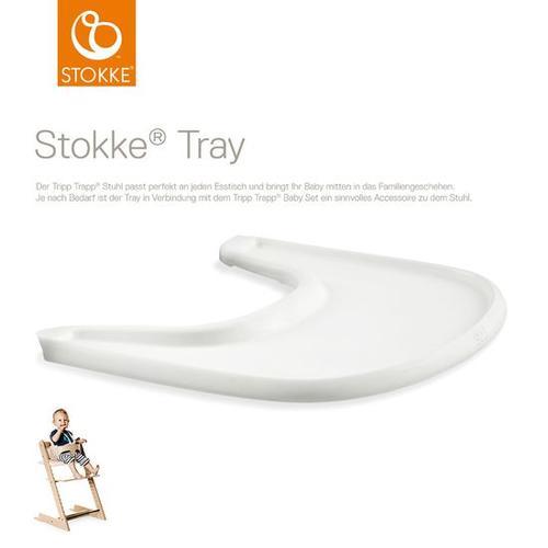 Stokke® Tray Tripp Trapp®, weiß