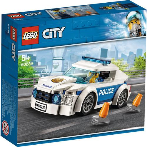 LEGO® City Streifenwagen 60239, bunt