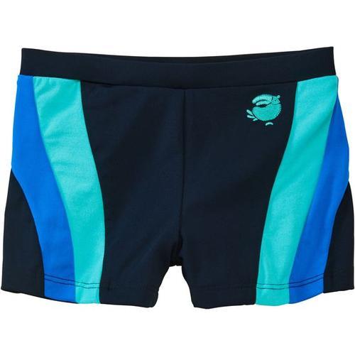 Sport-Badehose, blau, Gr. 104/110