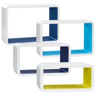 JAKO-O Regalset rechteckig, blau