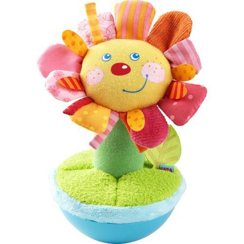 HABA Stehauffigur Blume, bunt