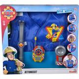 Feuerwehrmann Sam Rettungsset, blau