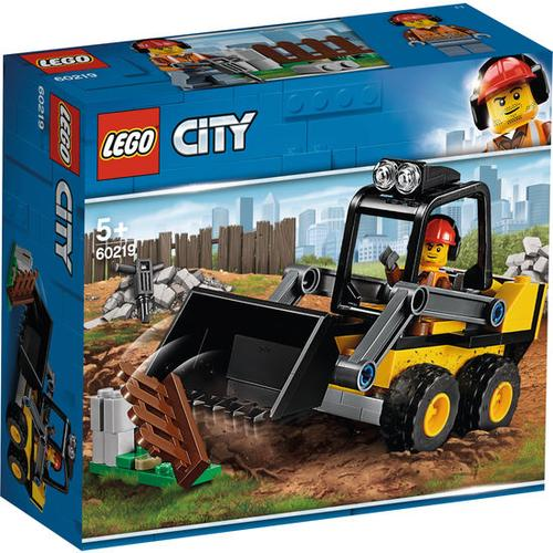 LEGO® City Frontlader 60219, bunt