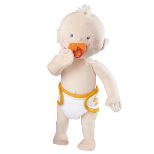 JAKO-O Puppen-Windeln, weiß