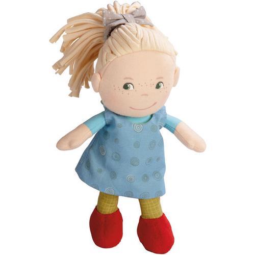 HABA Puppe Mirle, blau