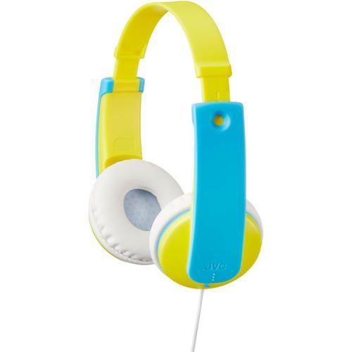 Kinder-Stereokopfhörer, gelb
