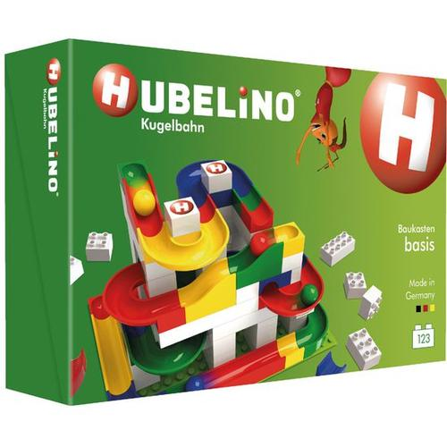 HUBELINO® Kugelbahn Basis-Set, bunt
