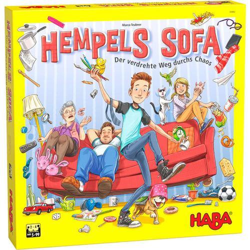 HABA Hempels Sofa, bunt