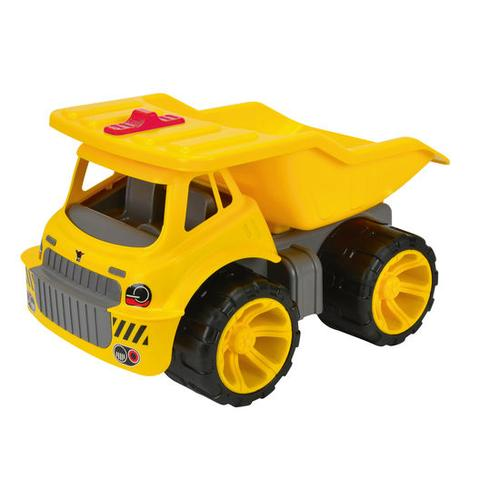 BIG Power-Worker Maxi Truck, gelb