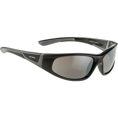 Sonnenbrille Flexxy Junior, schwarz